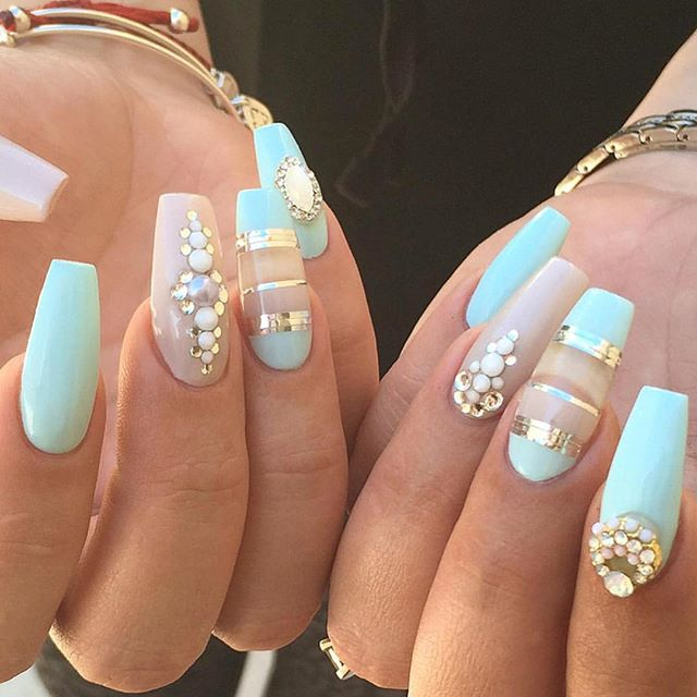 Simple stylish nail designs to try with any outfit prinsesfo Image collections