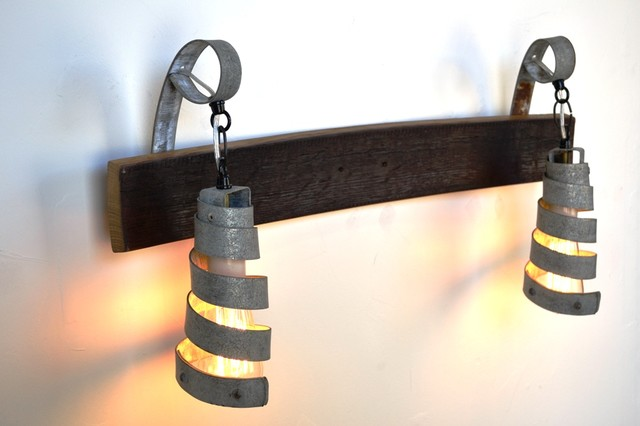 Industrial bathroom lighting with complete designs mozeypictures Choice Image