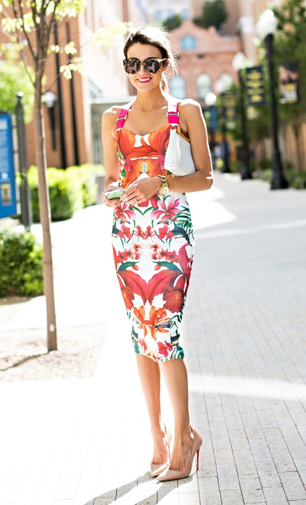Floral Print Dress Must Have For Spring Summer Season